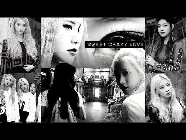 LOONA/ODD EYE CIRCLE - Sweet Crazy Love (Instrumental Remake)