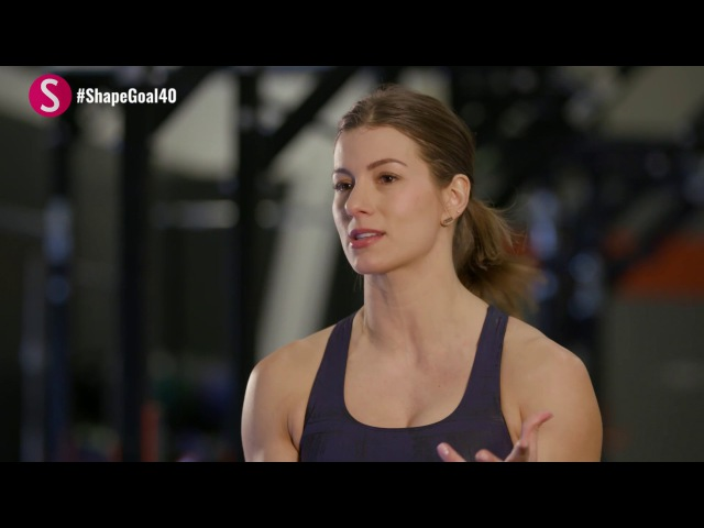 The 10-Minute Kettlebell Circuit | CrushYourGoals with Jen Widerstrom | SHAPE