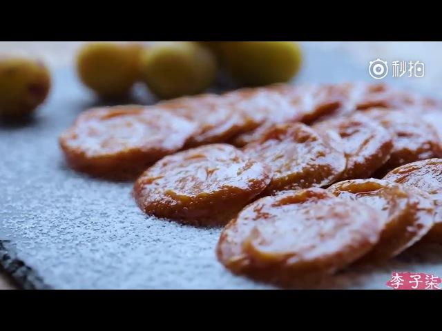 How to make jujube cake (Engsub) | Li Ziqi 李子柒