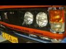 Wycieraczki reflektorów FSO Fiat 125p 1979 HEADLIGHT WASHER WIPERS