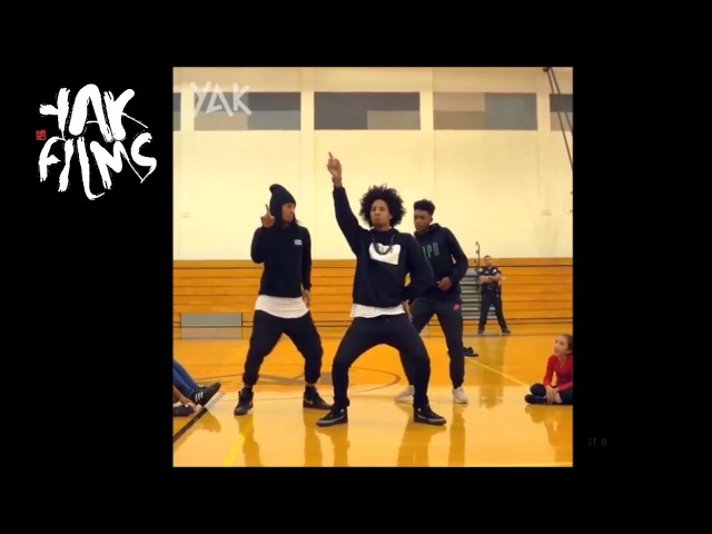 Les Twins Larry Freestyle YAK films shots Miami workshop◄2018