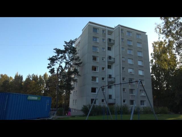 Новые и старые районы Хельсинки. Есть ли в Финляндии Гетто?