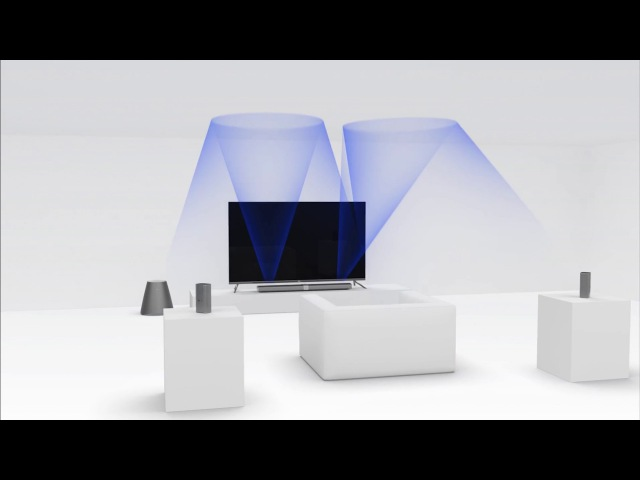 Xiaomi Mi TV 4 Dolby Atmos Home Theater