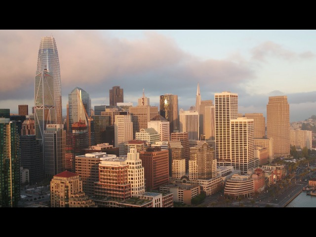 SALESFORCE TOWER San Francisco's Newest and Tallest Skyscraper