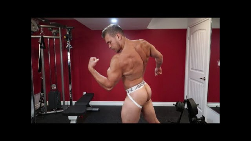 Under Armour Jockstrap with cup pocket Review/Model By Finch