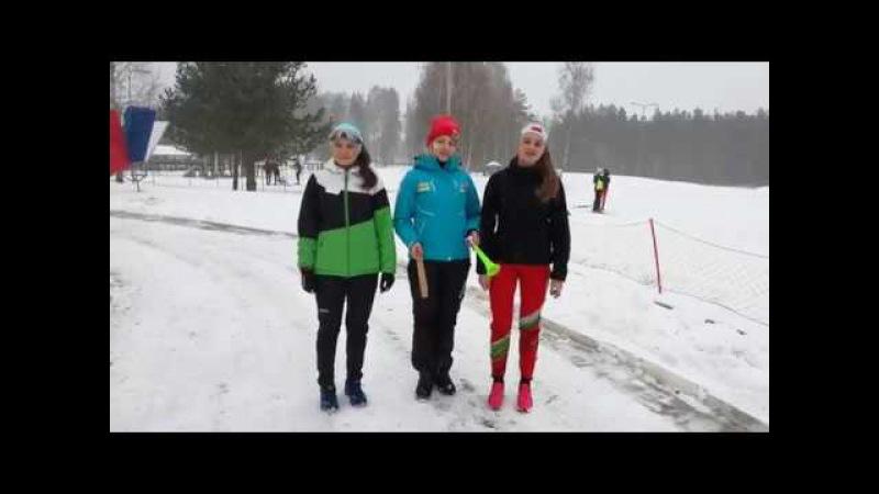 Пресс-служба Белорусской федерации биатлона приветствует вас на втором этапе К ...