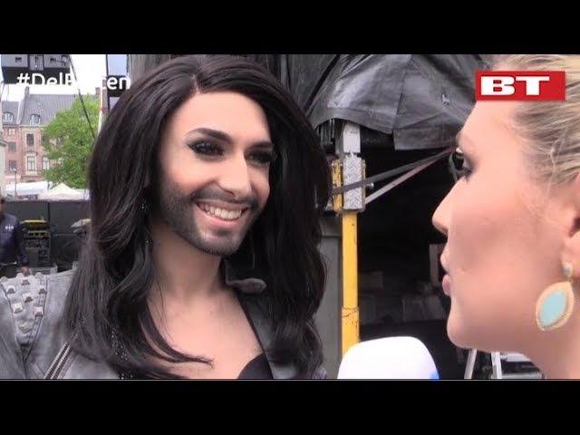 Conchita med skægget til Festreporteren: Man kan opnå alt, uanset hvordan man ser ud