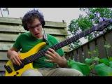 Karnivool - Roquefort (Bass Cover By Werner Erkelens)