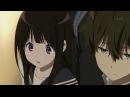 Хоу-ка: Тебе не уйти 1 серия [Озвучка от: Ancord Shina] / Hyouka: You can't escape 1 се