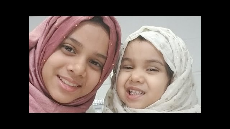 LiVEwithMaryam and Fatima with really exciting things ...
