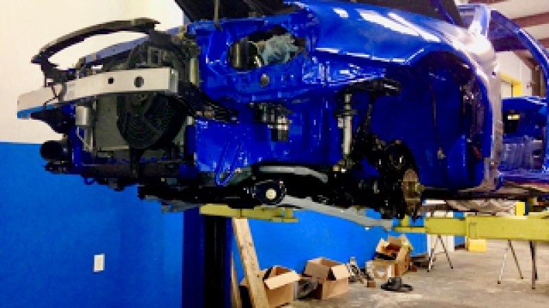 Fully Restored GTR R34 Godzilla Reborn part 1