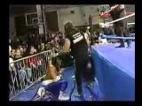 Cactus Jack vs. Sabu ECW Holiday Hell '95