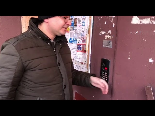 Житель Тулы вшил в руку чип, чтобы открывать домофон