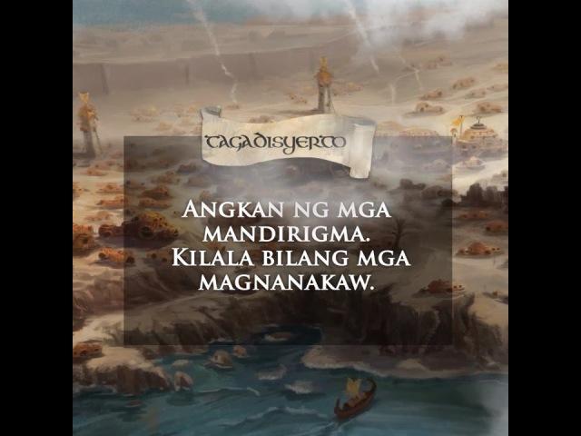 """Star Creatives on Instagram """"Ano ang ginagawa ng mga TagaDisyerto sa Sansinukob Bagani"""""""