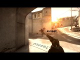 CSGO Sunset  Edit