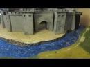 The Castle Moat -Storm The Castle Diorama Part 7