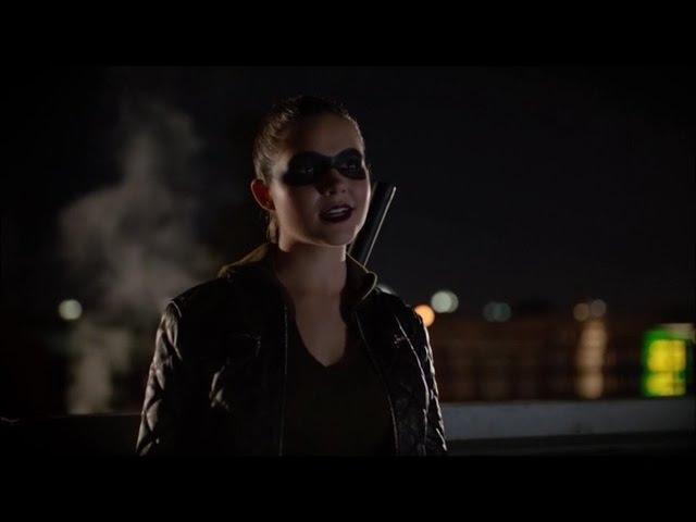 Arrow 5x07-Artemis and Prometheus Ending Scene [Artemis betrays Team Arrow?!]