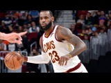 LeBron James (16 pts, 5 reb, 6 ast, 1 stl) Highlights vs Magic Jan 18 2017-18 NBA Season