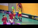 EFC 2017 - Highlights - Betsafe/Ulbroka - Phoenix Fireball SE флорбол фс2017 ффс floorball iff