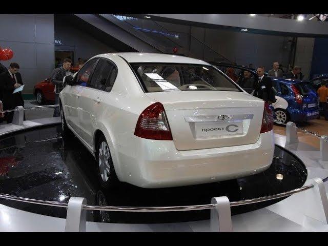 Новая Лада Приора Проект С — надежда АвтоВАЗа на будущее