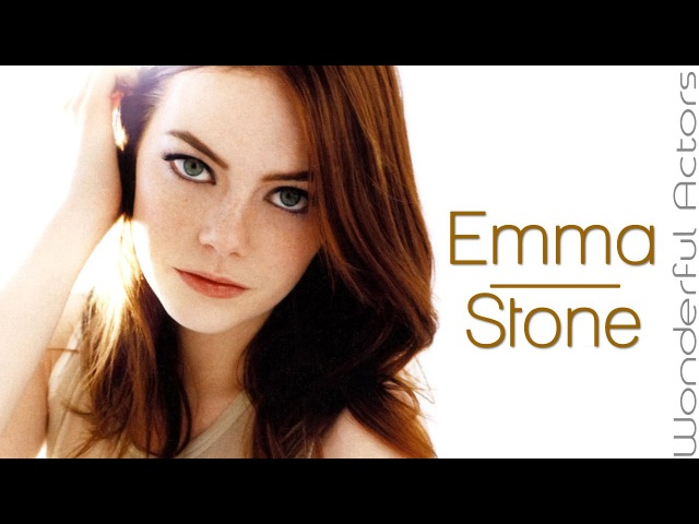 Emma Stone Time-Lapse Filmography - Through the years, Before and Now!