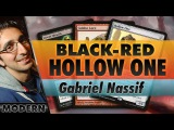 Black-Red Hollow One - Modern | Channel Nassif