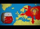 Что если бы СССР не распался?! (Альтернативное Будущее Европы 1)
