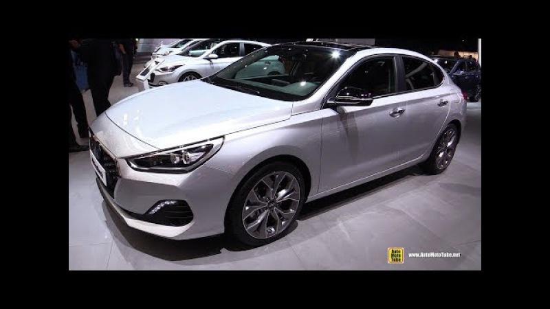 2018 Hyundai i30 Fastback 1.4 T GDI - Exterior and Interior Walkaround - 2017 Frankfurt Auto Show