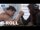Twilight Breaking Dawn Part 2 B-Roll Clip [HD]: Behind The Scenes With Edward Bella!