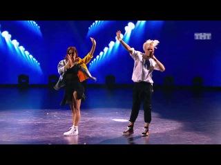 Танцы: Ильдар Гайнутдинов и Юлия Гаффарова - Долгожданный хип-хоп (сезон 4, серия 2...