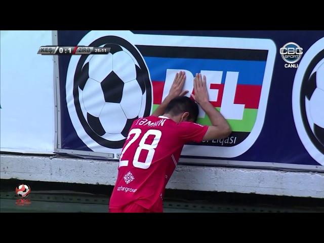 TPL 2017/2018, XII tur, Keşlə 0-1 Zirə Geniş icmal