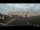 Момент дтп на Боровском шоссе, где погиб водитель грузовика