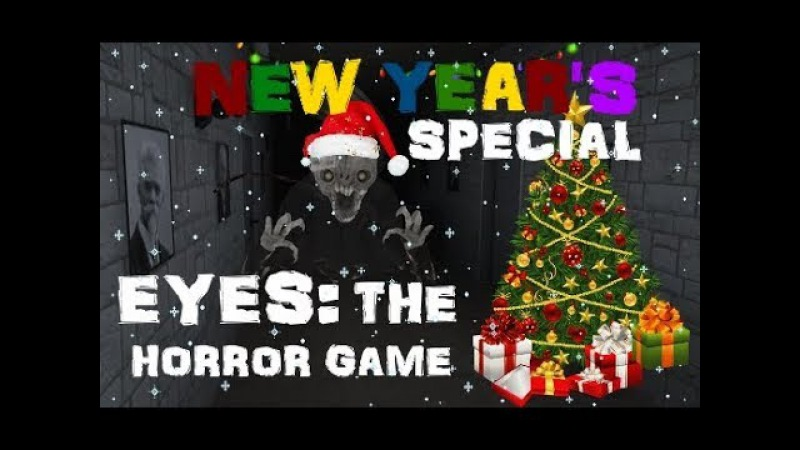 ОБНОВЛЕНИЕ 5.3.40 \ Eyes: The horror game \ PixelCakesFan