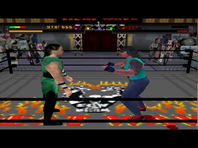 ECW Anarchy Rulz Complete Season 16 [PS1]
