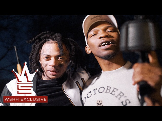 Blocboy JB Feat. Boonk Gang Gang Shit (WSHH Exclusive - Official Music Video)