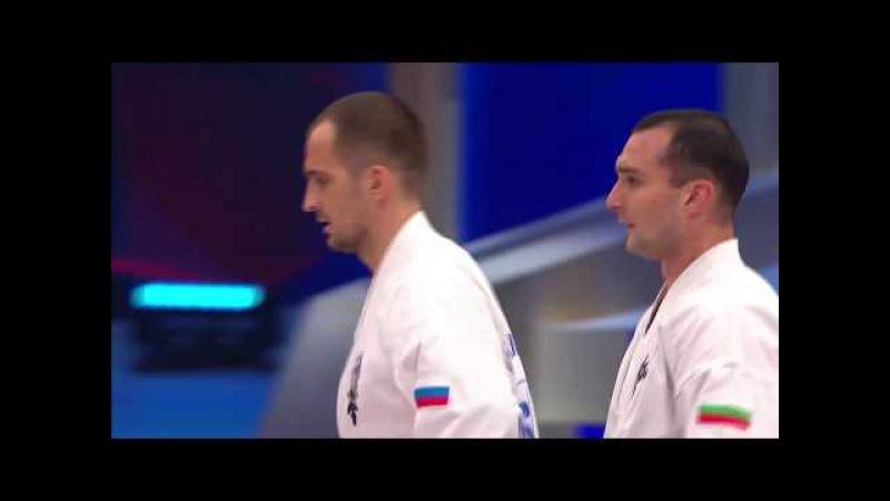 KWUCAMP 2017. Sergei Chmunevich (Russia) vs. Ivan Komanov (Bulgaria). Final -70 kg