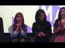L Fancam l 01.12.17 • Юджон (Weki Meki) @ 43rd Seoul Independent Film Festival