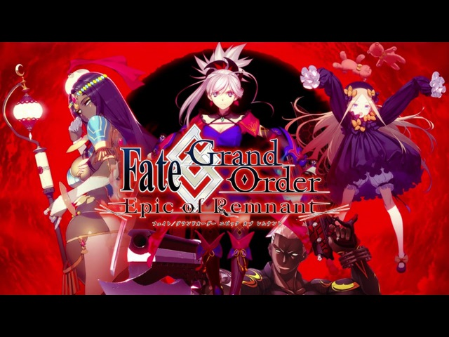 清廉なるHeretics / Fate/Grand Order OP