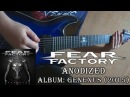 Fear Factory - Anodized (Guitar Cover TAB by Godspeedy)