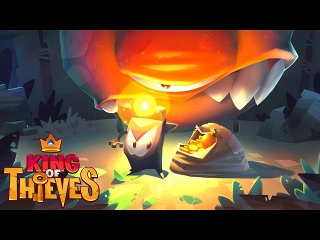 King of Thieves король воров обзор прохождение игры для детей мультик игра про воришку