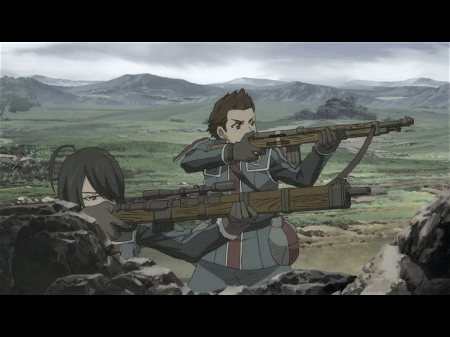 Senjou no Valkyria [AMV]- Uprising