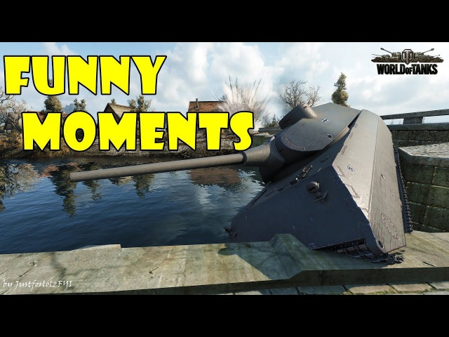 World of Tanks - Funny Moments | Week 3 October 2017
