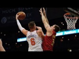 New York Knicks vs Atlanta Hawks - Full Game Highlights | November 24, 2017 | NBA Season 2017-18