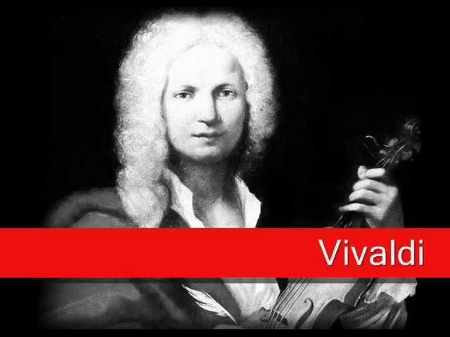 Vivaldi: Concerto for 2 mandolins, strings organ in G major, 'Andante' RV460