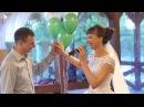 Невеста всех довела до слез на свадьбе