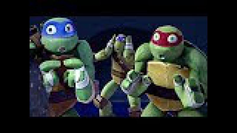 Teenage Mutant Ninja Turtles Legends - Episode 86 - Casey and Turtles Funny Moments