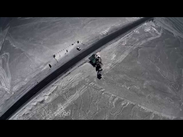 PERU - Drone fly over NAZCA lines - Vuelo con DJI PHANTOM sobre las líneas de Nazca - PERÚ