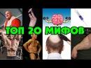 Качки ТОП 20 мифов Тайны раскрыты