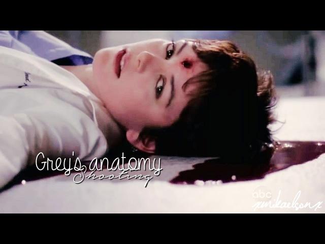 Grey's anatomy | Shooting