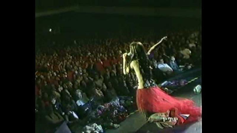 12 Me muero de amor Russia 2001 נטליה אורירו רוסיה NATALIA OREIRO